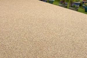 Resin Bound Surfacing - Driveline Surfacing Ltd